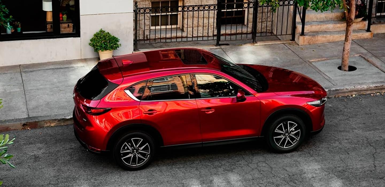 Gama de Mazda