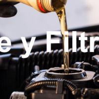 Cambio aceite y filtro por solo 79€